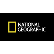 National Geographic logo black