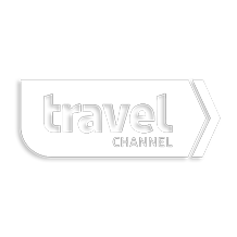 travel channel logo allwhite